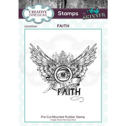 Creative Expressions Andy Skinner Faith -leimasin