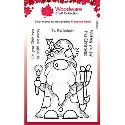 Woodware leimasinsetti Seasonal Gnome