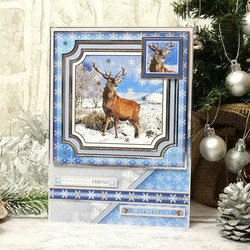 Hunkydory Winter Wishes Luxury Topper -pakkaus