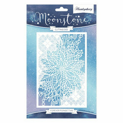 Hunkydory stanssi Forever Poinsettias