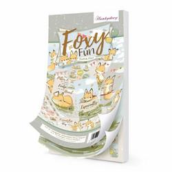 Hunkydory paperipakkaus Foxy Fun