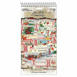 Tim Holtz Idea-ology Christmas -tarrat