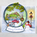 Heartfelt Creations Festive Winterscapes -stanssisetti