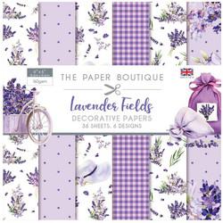The Paper Boutique paperikko Lavender Fields