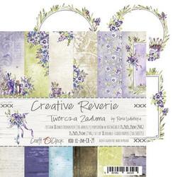 Craft O'clock paperipakkaus Creative Reverie