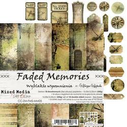 Craft O'clock paperipakkaus Faded Memories