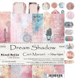 Craft O'clock paperipakkaus Dream Shadow