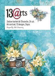 13@rts paperipakkaus Travel the World, A6