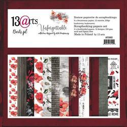 13@rts paperipakkaus Unforgettable, 12