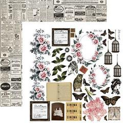 13@rts skräppipaperi Rosalie, Dear Diary
