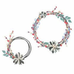 Sizzix Thinlits stanssisetti Winter Garland