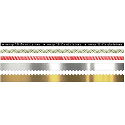 Tim Holtz Idea-0logy Trim Tape -teippi Christmas