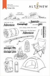Altenew Camp Life -leimasinsetti