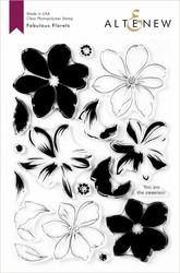 Altenew Fabulous Florets -leimasinsetti