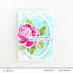 Altenew Darling Rose -leimasinsetti