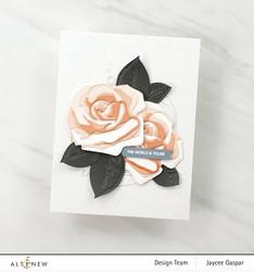 Altenew Craft-A-Flower: Rose -stanssisetti