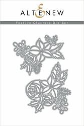 Altenew Festive Clusters -stanssisetti