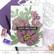 Altenew Watercolor Garden Layering -stanssisetti