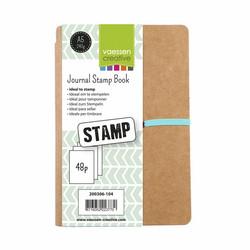 Vaessen Creative Journal Stamp Book, A5