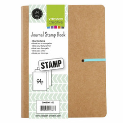 Vaessen Creative Journal Stamp Book, A4