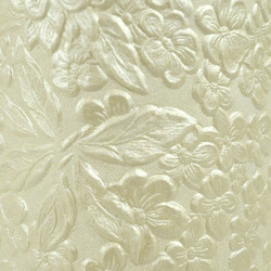 Tonic Hand Crafted Cotton -paperi, Ivory Bouquet, 5 arkkia