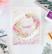 Pinkfresh Studio stanssisetti Charming Floral Wreath