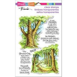 Stampendous leimasinsetti Forest Path