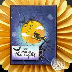 Hero Arts leimasinsetti Moonlit Night