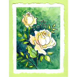 Stampendous leimasinsetti Fragrant Roses
