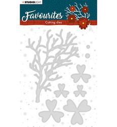 Studio Light stanssisetti Winter's Favourites 334