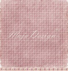 Maja Design Winter is coming skräppipaperi a Good book