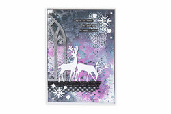 Sizzix Tim Holtz Thinlits stanssisetti Darling Deer