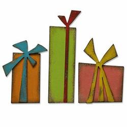 Sizzix Tim Holtz Bigz stanssi Gift Wrap