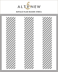 Altenew Buffalo Plaid Builder -sapluuna