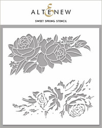 Altenew Sweet Spring -sapluuna