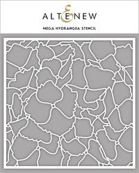 Altenew Mega Hydrangea -sapluuna