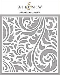 Altenew Elegant Swirls -sapluuna