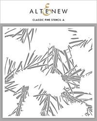 Altenew Classic Pine A -sapluuna