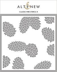 Altenew Classic Pine B -sapluuna