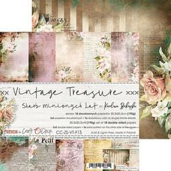 Craft O'clock paperipakkaus Vintage Treasure, 8