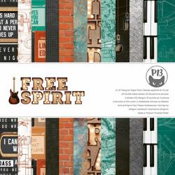 P13 paperikko Free Spirit