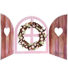 Marianne Design sapluuna Window, A4