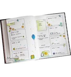 Marianne Design leimasinsetti Tracker Symbols