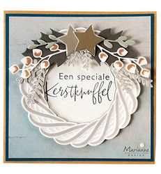 Marianne Design stanssi Wicker Wreath