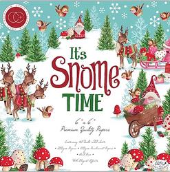 Craft Consortium It's Snome Time -paperipakkaus