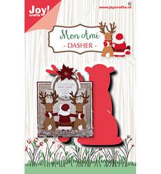 Joy! crafts Mon Ami Dasher -stanssisetti