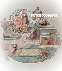 Dutch Doobadoo Cart Art Swingcard -sapluuna