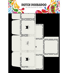 Dutch Doobadoo Box Art Star -sapluuna