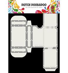 Dutch Doobadoo Box Art Playing Cards -sapluuna