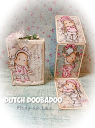Dutch Doobadoo Box Art Playing Cards -sapluuna
